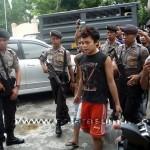 Tersangka Demo Protap